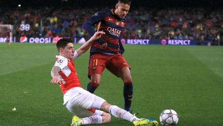 Messi sets new Champions League record against Arsenal