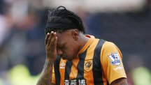 Hull striker Abel Hernandez will be banned for the first three matches of next season.