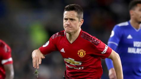 Ander Herrera closing in on new Manchester United deal?