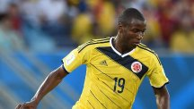Hertha Berlin head into the new season without Colombia international Adrian Ramos