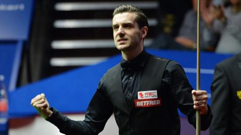 Mark Selby joins snooker greats after astonishing title defence