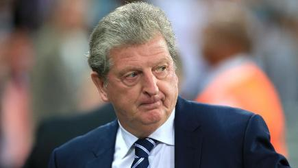Roy Hodgson was irked in his press conference