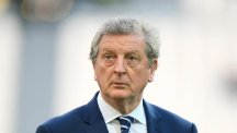 Roy Hodgson insists he is in no rush to resolve his future.