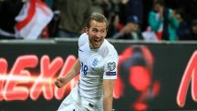 Harry Kane, pictured, will have to get used to long seasons, warns Roy Hodgson
