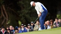 Lee Westwood's hole-in-one put him in contention at the CIMB Classic