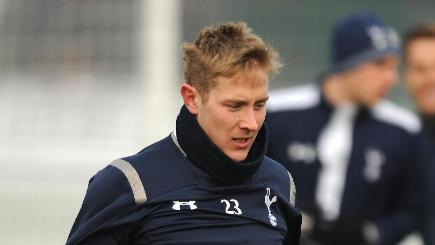 Lewis Holtby has admitted his frustrations at a lack of opportunities at Tottenham.