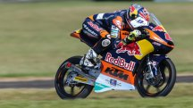 Home victory for Miller at Phillip Island