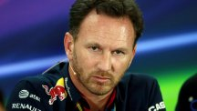 Red Bull team principal Christian Horner would like to believe Mercedes can be challenged this season