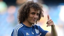 David Luiz has returned to Chelsea