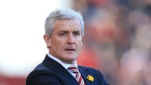 Stoke City manager Mark Hughes has agreed a new contract at the club