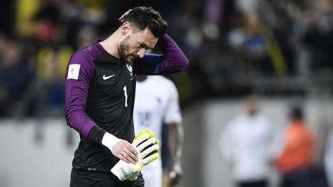 France's Deschamps on Hugo Lloris howler: 'He knows it is his fault'