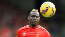 Mario Balotelli went close for Liverpool but failed to add to his solitary goal for the club