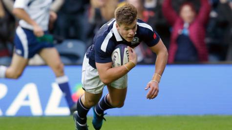 Huw Jones set to make Glasgow debut against Montpellier