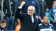 Leicester manager Claudio Ranieri has stunned the Barclays Premier League by winning the title with the Foxes