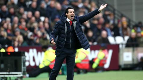 I picked the players who deserved to play – Emery defends Ozil omission