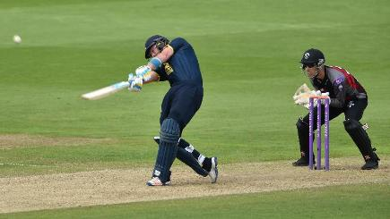 Ian Bell starred for Warwickshire in their Royal London One-Day Cup semi-final victory on Sunday