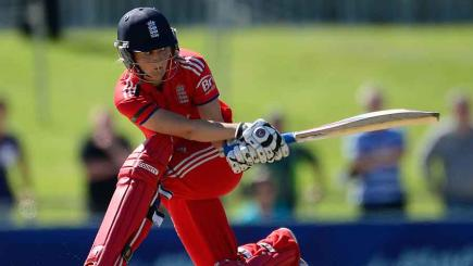 In 2014 Charlotte Edwards was named one of Wisden's Cricketers of the Year.