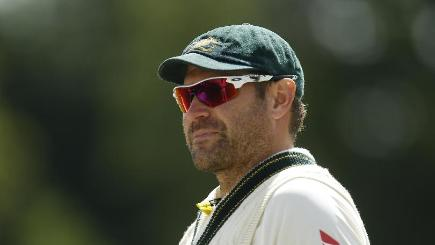 Ryan Harris has called time on his cricket career