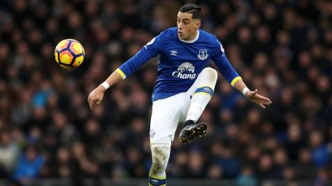 Funes Mori out for the season as Everton's injury woes continue