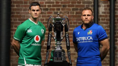 Ireland v Italy Six Nations clash 'should not go ahead' amid coronavirus fears
