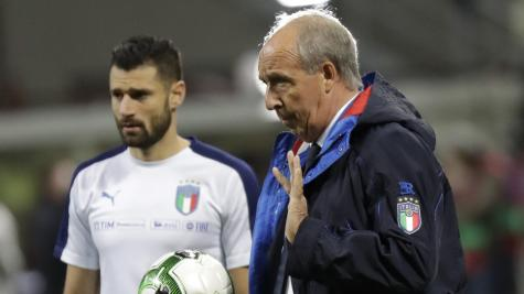 Gian Piero Ventura fired in wake of Italy's World Cup failure