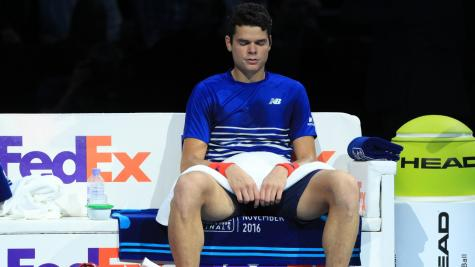 It's time for me to step up and shock big four, says confident Raonic