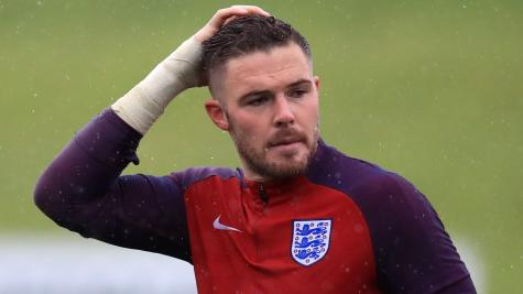 Jack Butland likely to be out until Christmas with broken finger