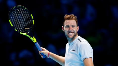Jack Sock overcomes 4am fire alarm wake-up call to beat Marin Cilic