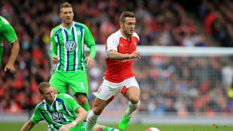 Jack Wilshere is hungry and sharp, says Arsenal boss Arsene Wenger