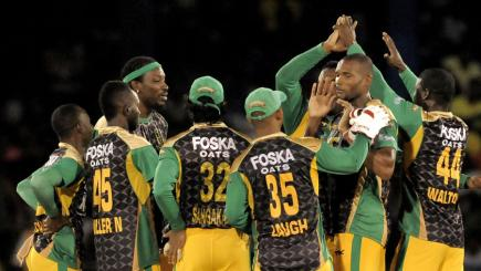Jamaica Tallawahs - Caribbean Premier League cricket