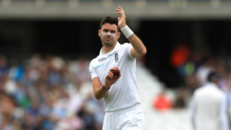 James Anderson´s groin injury to be reassessed on Saturday