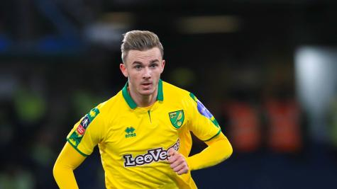 James Maddison 'passes medical ahead of big-money move to Leicester'