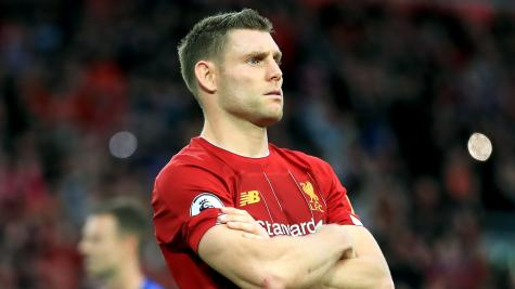 James Milner signs new Liverpool contract