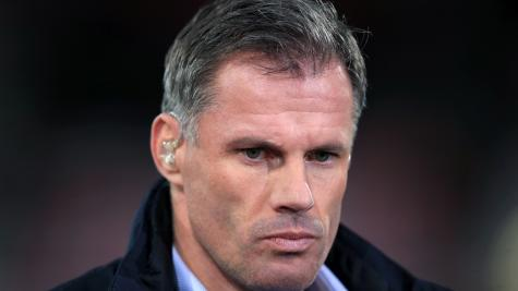 Jamie Carragher sorry for 'spitting at 14-year-old girl'