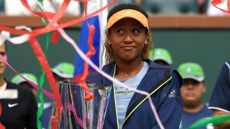 Japan's Naomi Osaka secures maiden WTA Tour crown at Indian Wells