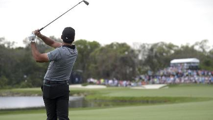 Ranked Jason Day tied for lead in RBC Heritage