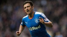 Jason Holt is ready to learn from Rangers' summer recruits