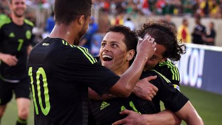 Madrid man makes his mark for Mexico!