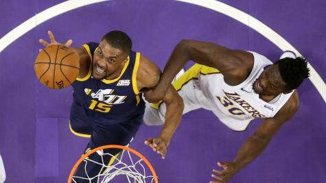 Los Angeles Lakers vs. Utah Jazz - 4/8/18 NBA Pick, Odds, and Prediction