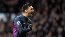 Hugo Lloris, pictured, should start in the Capital One Cup final, according to Pat Jennings