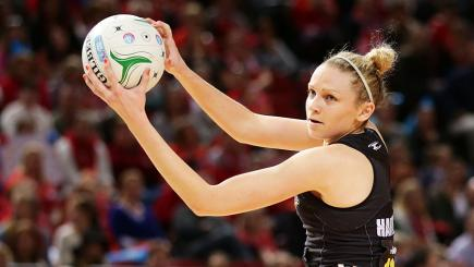 Jo Harten has made a big impact in the ANZ Championship