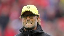 Jurgen Klopp is in the running to be the next Liverpool boss