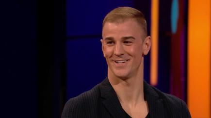 Joe Hart on the Clare Balding Show