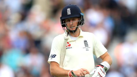 Joe Root and England catch a break to reach 169 for three against Australia