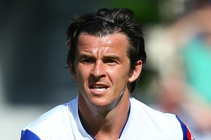 Joey Barton is back playing in England after a loan stint in Ligue 1