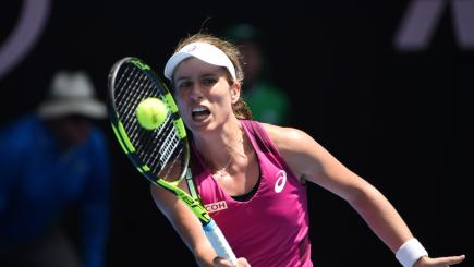 Konta 'surprised herself' in Australian Open