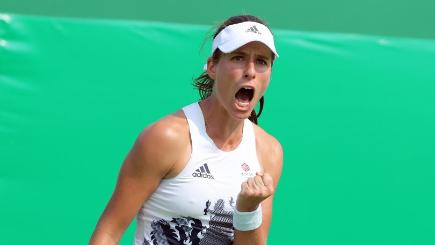 'Quality' Konta belongs in women's tennis top 10: Kvitova