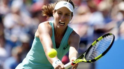 10 spot just the start for Johanna Konta