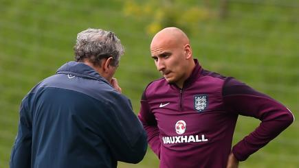 Stones, Shelvey and Vardy to start for England
