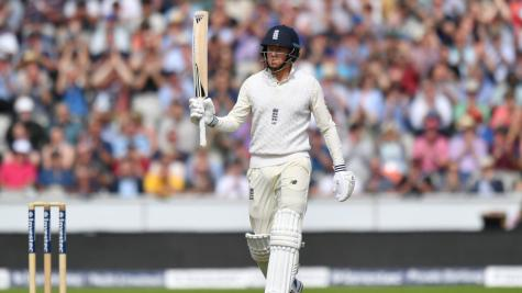 Jonny Bairstow dreaming of a century of Tests
